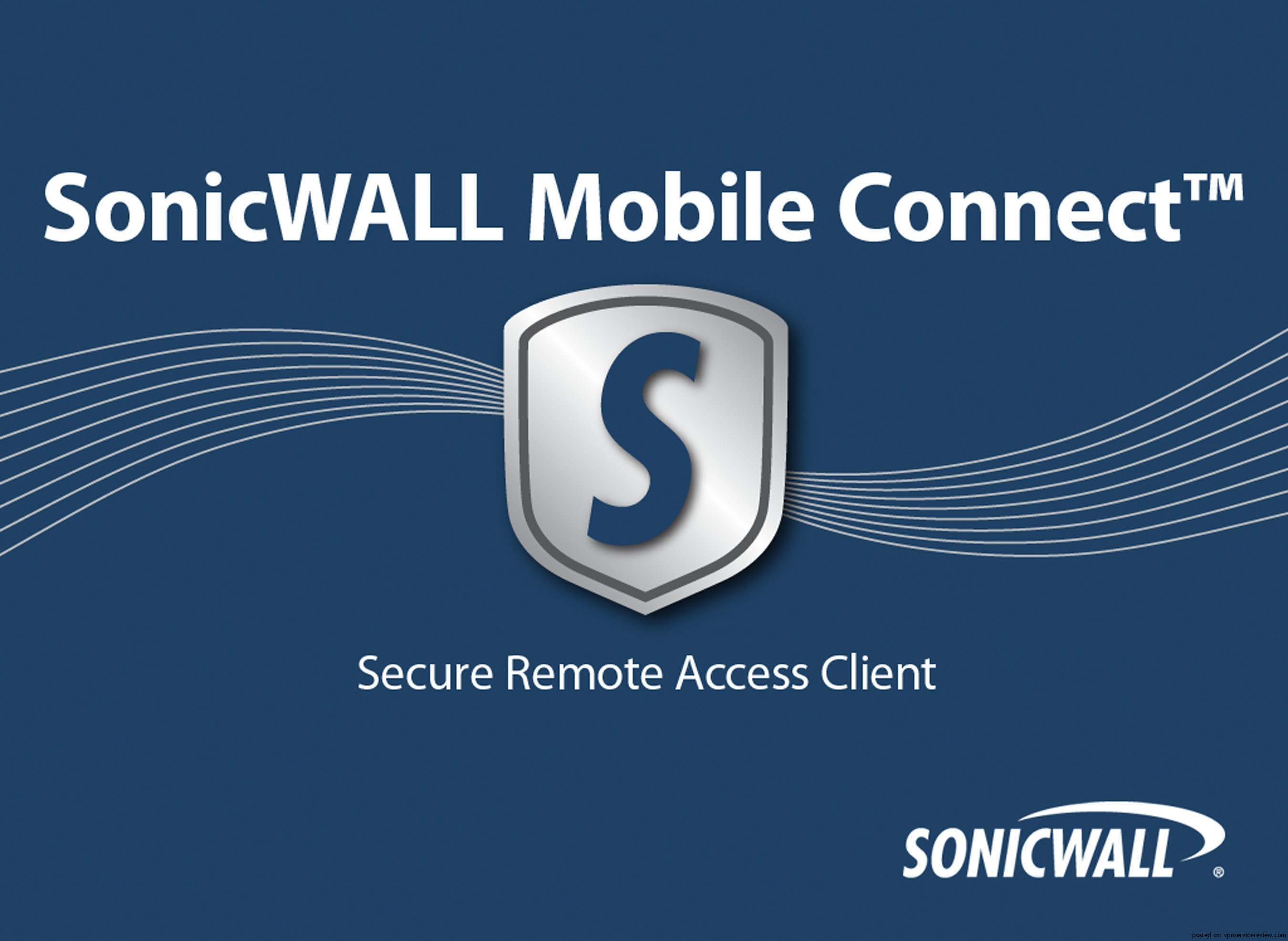 "SonicWALL Launched ""SonicWALL Mobile Connect"" VPN"