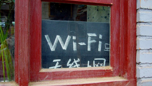 Wi-Fi 无线上网