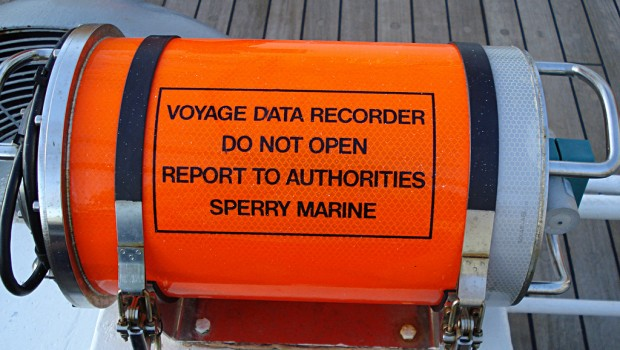 Marine Data Log